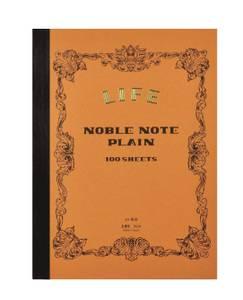 Bilde av Life Stationery Noble Notebook, Plain A5