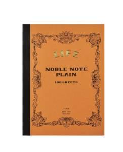 Bilde av Life Stationery Noble Notebook, Plain B6