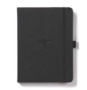 Bilde av Dingbats Notebook Sort A5, Linjer