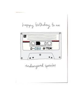 Bilde av You`ve got pen in your face Kort, Happy birthday
