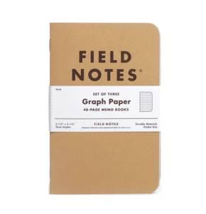 Bilde av Field Notes MEMO 3 stk/ Ruter P