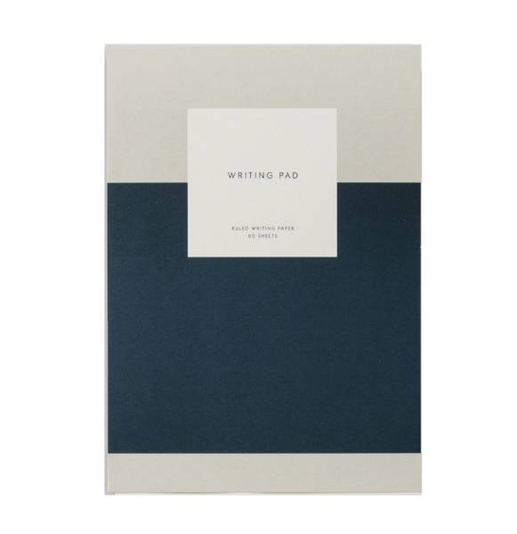 Kartotek Notatblokk A5,  Linjer
