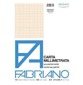 Bilde av Fabriano Millimeter papir A4, 10 ark