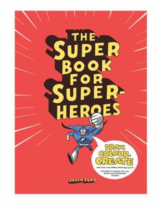 Bilde av The Super Book for Superheroes