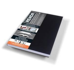 Bilde av RENDR Lay-Flat Skissebok, Softcover A4