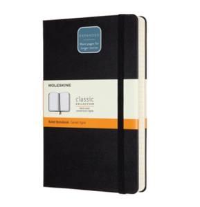 Bilde av MOLESKINE Classic Hardcover A5 Linjert, 400 sider