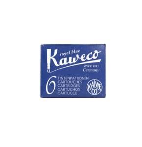 Bilde av Kaweco Blekkpatroner 6 stk, Royal Blue