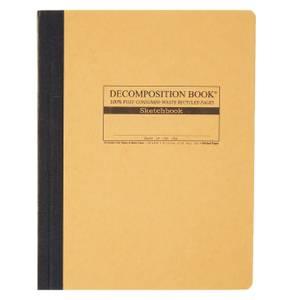 Bilde av Decomposition Skissebok SAND, B5