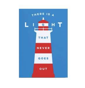 Bilde av Crispin Finn THERE IS A LIGHT kort