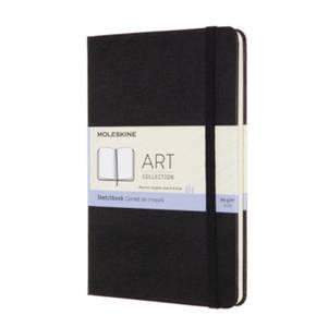 Bilde av Moleskine ART Skissebok Hardcover, A5 Sort