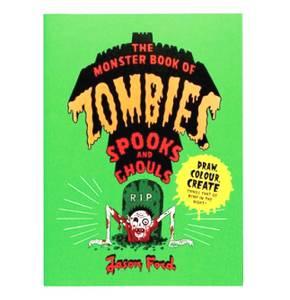 Bilde av The Monster book of Spooks and Ghouls