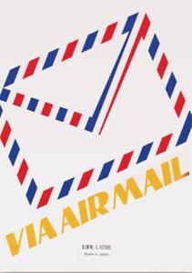 Bilde av LIFE Airmail B5 Plain