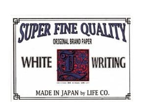 Bilde av LIFE White Writing A5, linjer