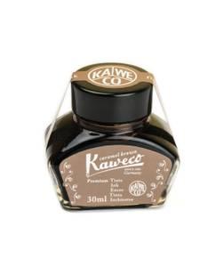 Bilde av Kaweco Blekkhus 30 ml, Caramel Brown