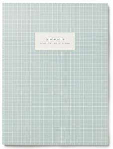 Bilde av Notatbok, Light Blue, linjert A4