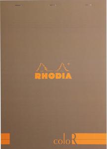 Bilde av Rhodia Color Pad Linjert, stiftet A4