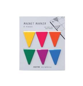 Bilde av HIGHTIDE Magnet marker, ensfarget