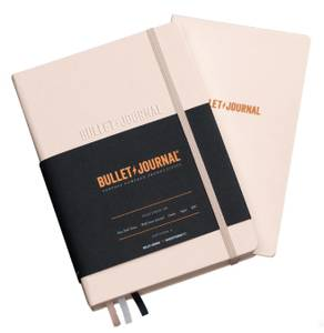 Bilde av LT Bullet Journal Edition 2 A5 Dotted, Blush