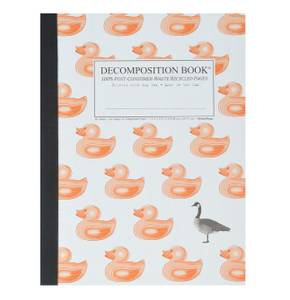 Bilde av Decomposition Notatbok DUCK DUCK GOOSE B5