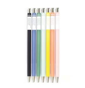 Bilde av  OHTO Marks Gel Pen Colors, ulike farger