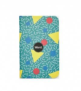Bilde av Word Notebooks Bayside, 3 pack Linjer P