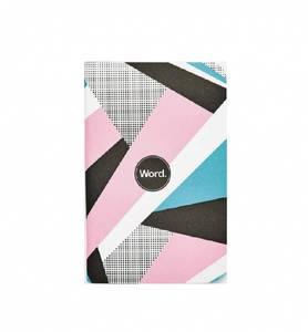 Bilde av Word Notebooks VICE, 3 pack Linjer P