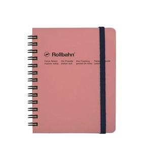 Bilde av Delfonics Rollbahn Notebook M, Rosa