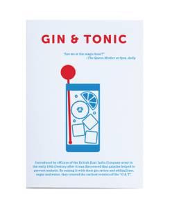 Bilde av Crispin Finn GIN & TONIC kort