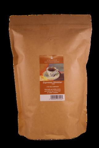Bilde av Espresso India Malabar 1kg