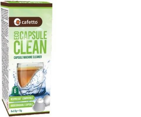 Bilde av Cafetto Eco Capsule Clean 6stk