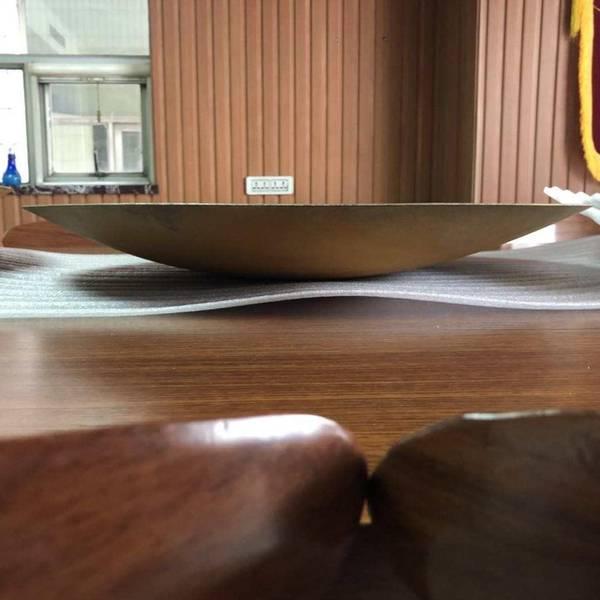 Bilde av Vannspeil eller bålpanne rundt 60 cm uten sokkel