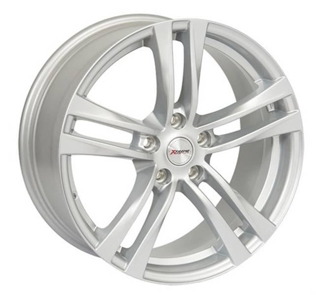 RX4 7,5X17/40 5-112 CB 57,1 Silver
