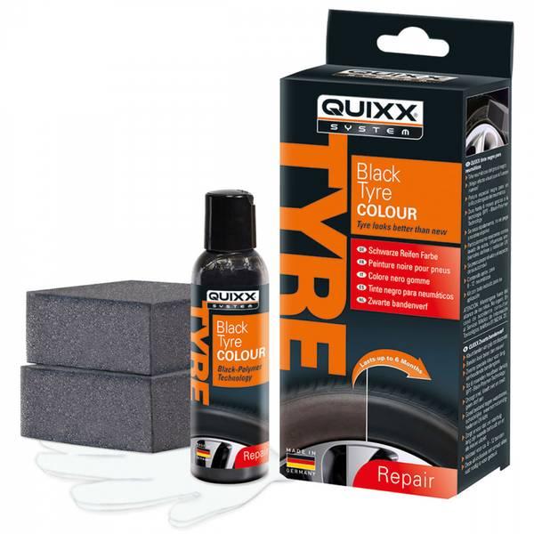 Quixx Tyre Shine Colour