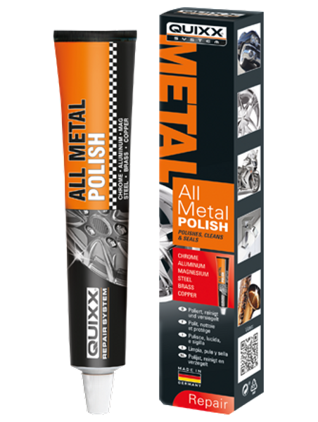 Quixx All Metal Polish
