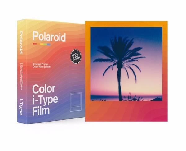 Bilde av POLAROID Fargefilm I-Type