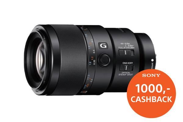 Bilde av Sony FE 90 mm F2,8 Makro G OSS