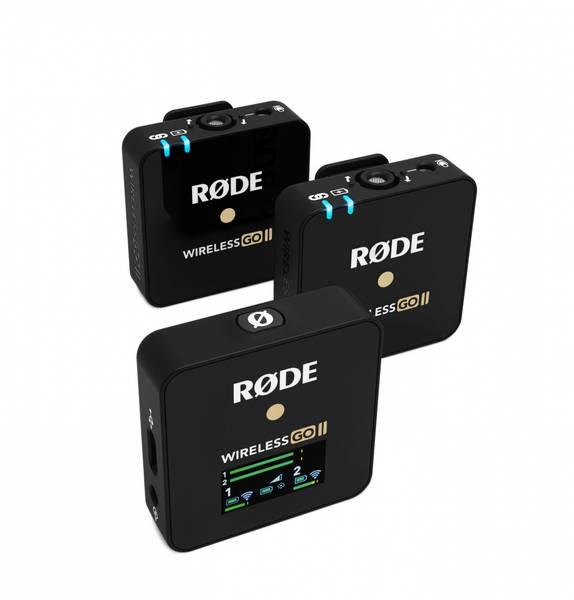 Bilde av RØDE Wireless GO II