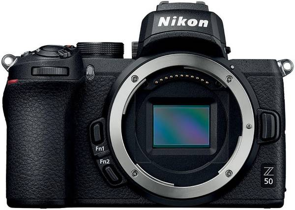 Bilde av Nikon Z50 kamerahus brukt