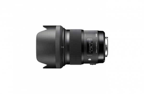Bilde av Sigma 50mm F1.4 A DG HSM Nikon