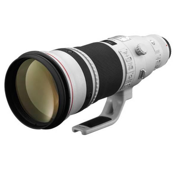 Bilde av Canon EF 500/4,0 L IS II USM