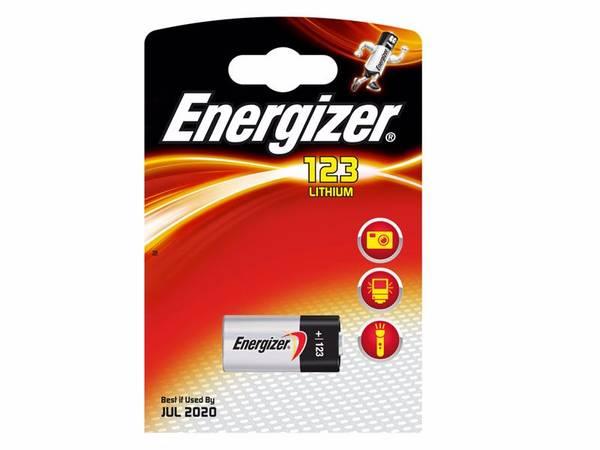 Bilde av Energizer 123 1pk
