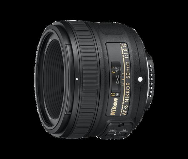 Bilde av Nikon Nikkor AF-S 50/1,8 G brukt 2
