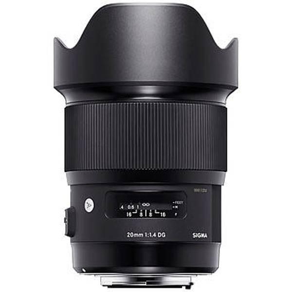 Bilde av Sigma 20/1,4 DG HSM Art for Nikon