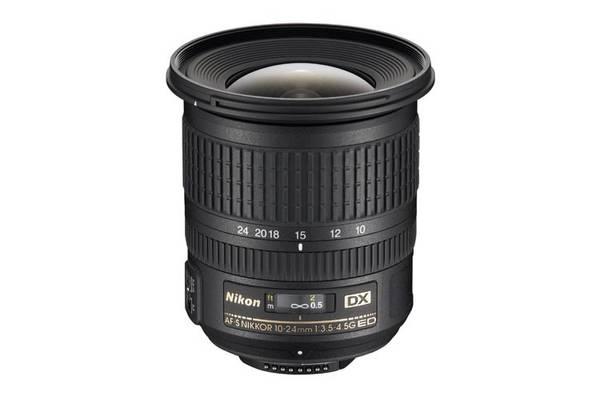 Bilde av Nikon AF-S DX 10-24 mm f3.5-4.5G ED