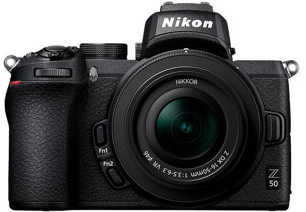 Bilde av Nikon Z50 + 16-50/3.5-6.3