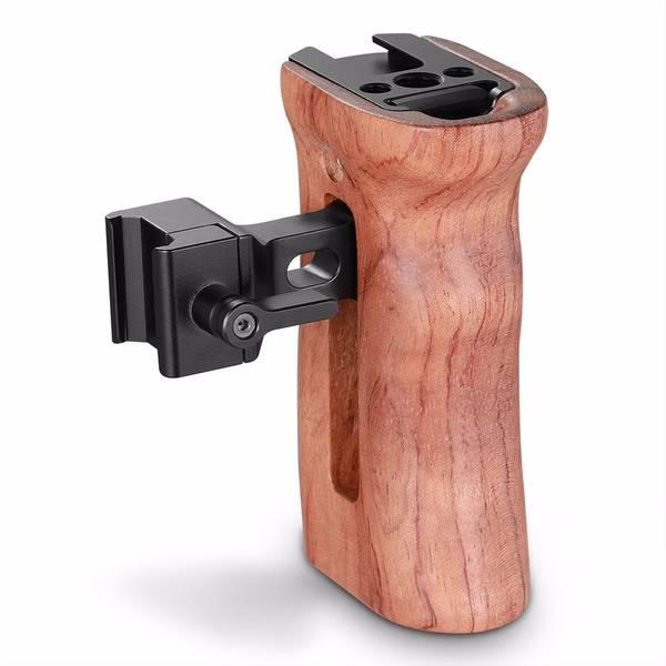 Bilde av SMALLRIG 2187 Side Handle Wooden Nato