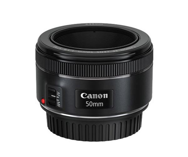 Bilde av Canon EF 50mm f/1.8 STM