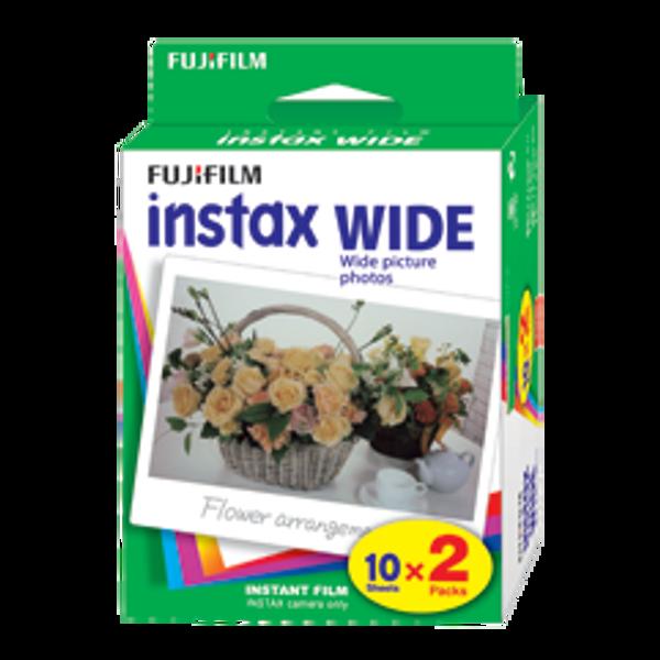 Bilde av Fujifilm Instax WIDE film 2 pk (20 bilder)