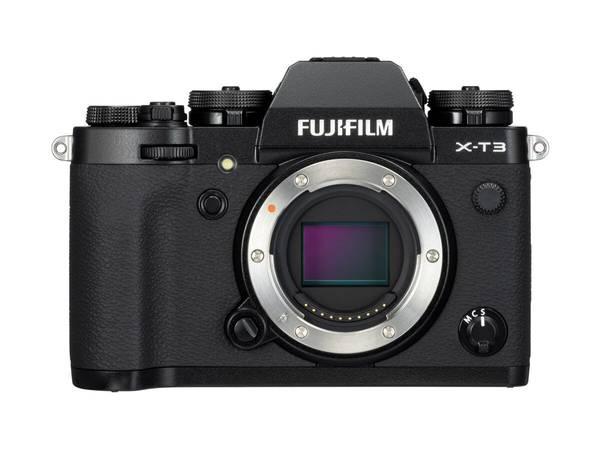 Bilde av Fujifilm X-T3 Kamerahus