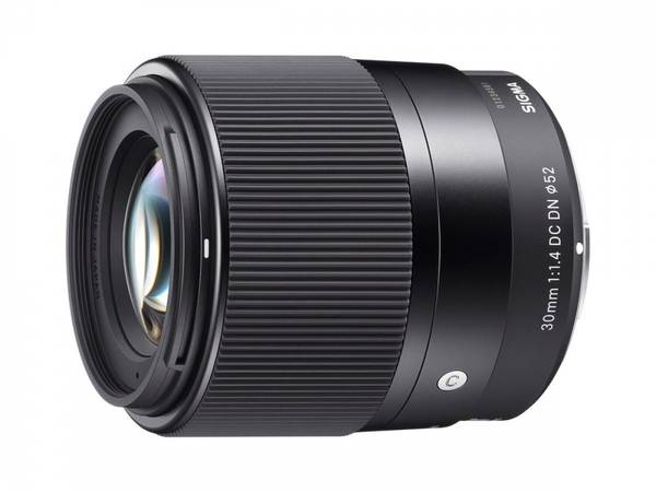 Bilde av Sigma 30mm f/1,4 DC DN Contemporary til Canon